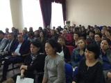 Нотариальной палатой Актюбинской областиорганизованы курсы повышения квалификации для нотариусов