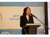 В Астане состоялась торжественная церемония, посвященная 20-летию нотариата Казахстана