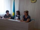 Нотариусы Мангистауской области обсудили проблемные вопросы нотариальной деятельности с Председателем РНП