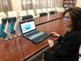 Председатель Республиканской нотариальной палаты приняла участие в международной конференции, посвященной 25-летию Конституции Казахстана